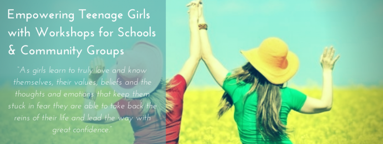 Empowering Teenage Girls from within