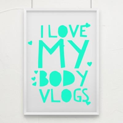 Body Image Blog Series for Teenage Girls