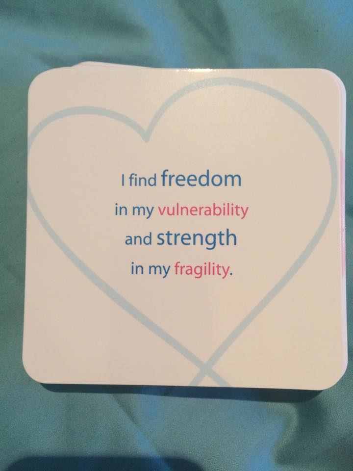 sacredself cards