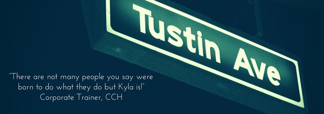 Kyla Tustin Soul Coach & Speaker