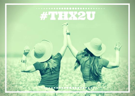 #THX2U