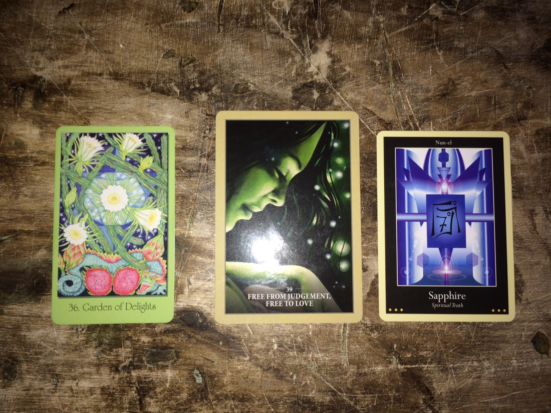 lunar eclipse oracle reading
