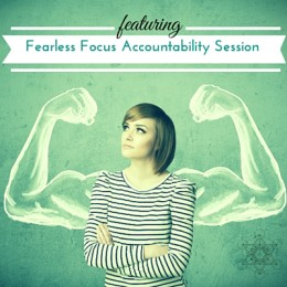 Fearless Focus Session