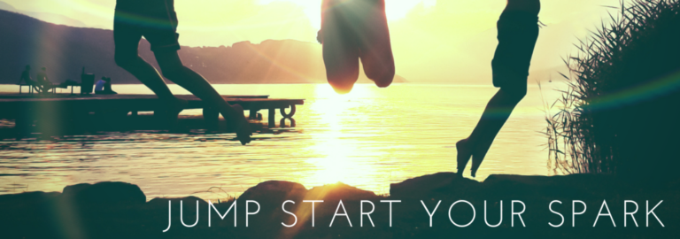 How to jump start your Creative Spark – Monday Musing